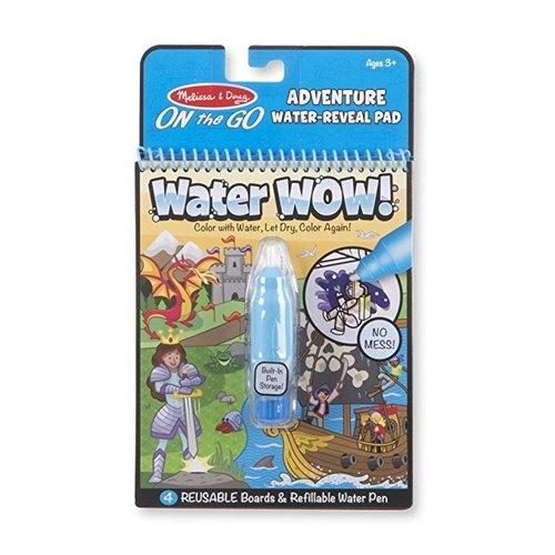 Kolorowanka Water Wow! - Przygody (MD19317)