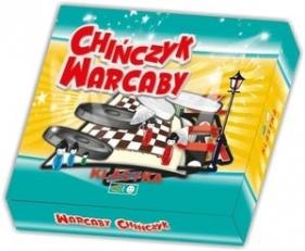Chińczyk Warcaby Zestaw gier klasycznych