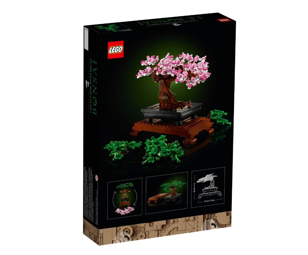 Lego Creator: Drzewko bonsai (10281)