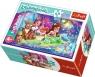 Puzzle mini 54: Wesoły dzień Enchantimals 1 TREFL