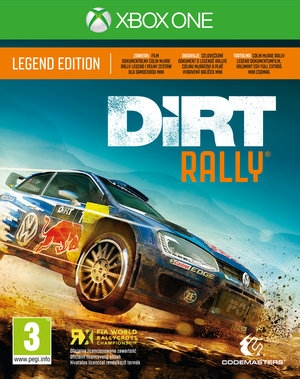 DiRT Rally - Legend Edition (Xbox One)