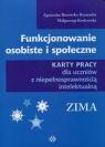 Funkcjonowanie osobiste i społeczne Karty pracy dla uczniów z niepełnosprawnością intelektualną Zima