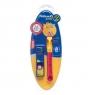 Ołówek Griffix dla praworęcznych - czerwony (B2CHR)