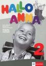 Hallo Anna 2 Język niemiecki Smartbook Książka ćwiczeń + 2CD