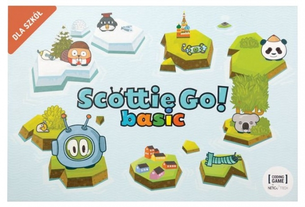 Gra Scottie Go! Basic (Edycja Polska) (94178)