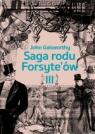 Saga rodu Forsyte`ów Tom 3