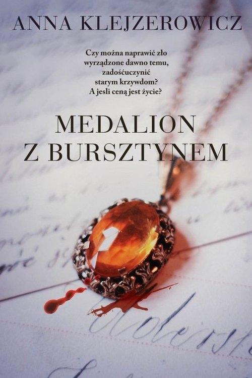 Medalion z bursztynem Klejzerowicz Anna