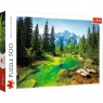 Puzzle 500: Widok na Tatry (37117)