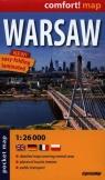 Warsaw pocked map 1:26 000 praca zbiorowa