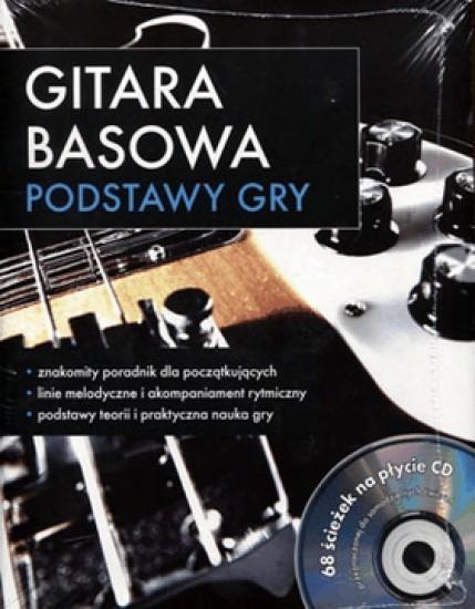 Gitara basowa Podstawy gry z płytą CD