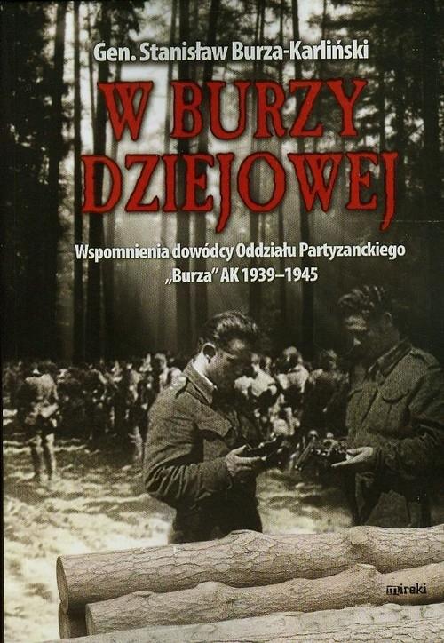 W burzy dziejowej Burza-Karliński Stanisław