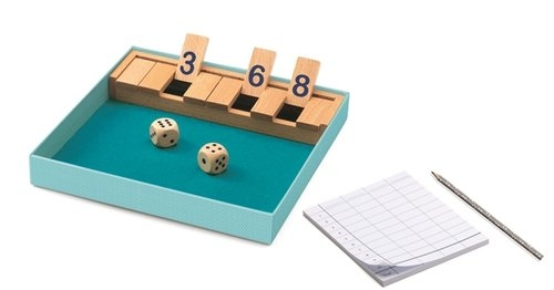 Gra Shut the box (DJ05217)