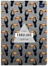 Zeszyt A5/60 kartkowy w kratkę - kolekcja 405B Boys