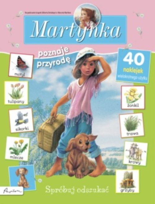 Martynka poznaje przyrodę Spróbuj odszukać