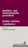 Kodeks rodzinny i opiekuńczy Familien- und Vormundschaftsgesetzbuch