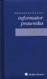 Profesjonalny Informator Prawnika 2017 A5 granatowy