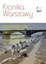 Kronika Warszawy 2(156)2017
