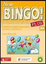 New Bingo! Plus 2A/2B Podręcznik z płytą CD (Uszkodzona okładka) Wieczorek Anna
