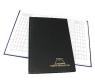 Księga korespondencyjna  A4 96 kartek czarna (1824-229-010)