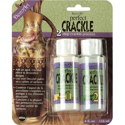 Perfect Crackle 2x59ml .