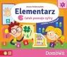 Domowa Akademia Elementarz 6-latek poznaje cyfry Straburzyńska Joanna
