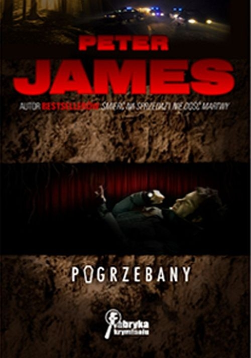 Pogrzebany James Peter