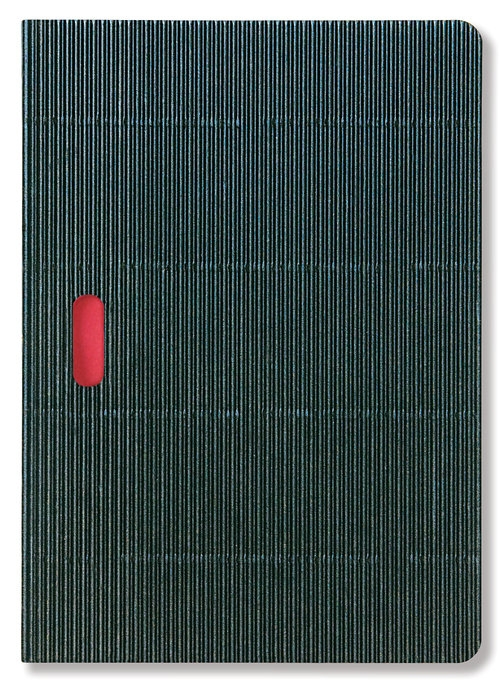 Notatnik A4 Cahier Ondulo Black