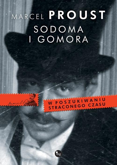 Sodoma i Gomora (Uszkodzona okładka) Proust Marcel