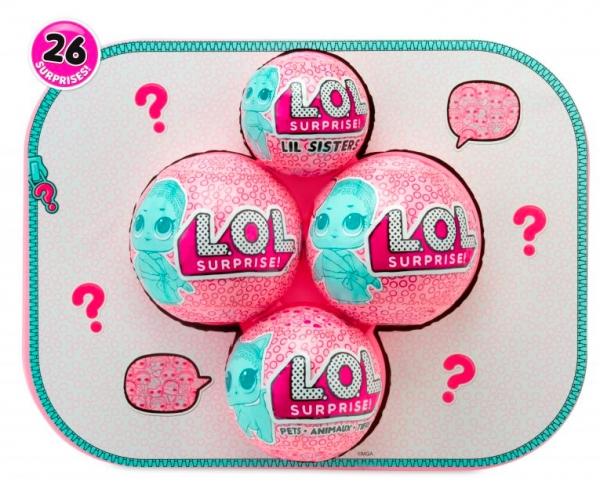 L.O.L. Surprise Bigger Surprise (553007)