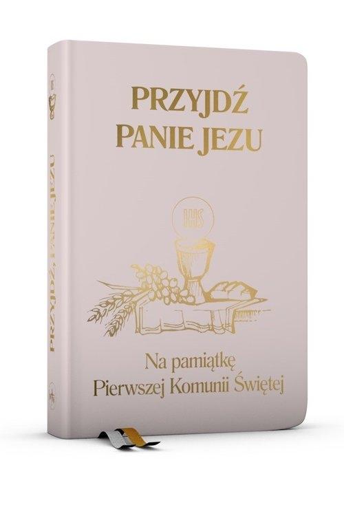 Przyjdź Panie Jezu - różowa Groń Stanisław