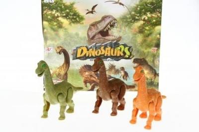 Dinozaur plastikowy