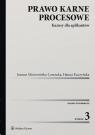 Prawo karne procesowe Kazusy dla aplikantów Kuczyńska Hanna, Mierzwińska-Lorencka Joanna
