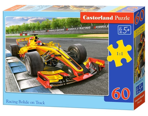 Puzzle 60: Racing Bolide on Track