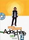 Adosphere 2 Ćwiczenia z płytą CD Gimnazjum Himber Celine, Poletti Marie-Laure