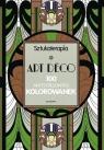 Art Deco 100 antystresowych kolorowanek (09179)