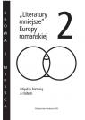Literatury mniejsze Europy romańskiej 2