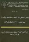 Horyzonty zmiany zachowania nałogowego w Polsce