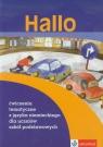 Hallo Ćwiczenia tematyczne z języka niemieckiego dla uczniów szkół podstawowych