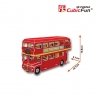 Puzzle 3D Double Decker Bus 66 	 (S3018h)