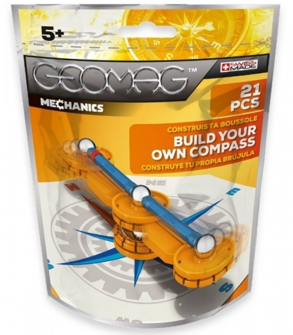 Geomag Mechanics Compass - 21 elementów (GEO-718)