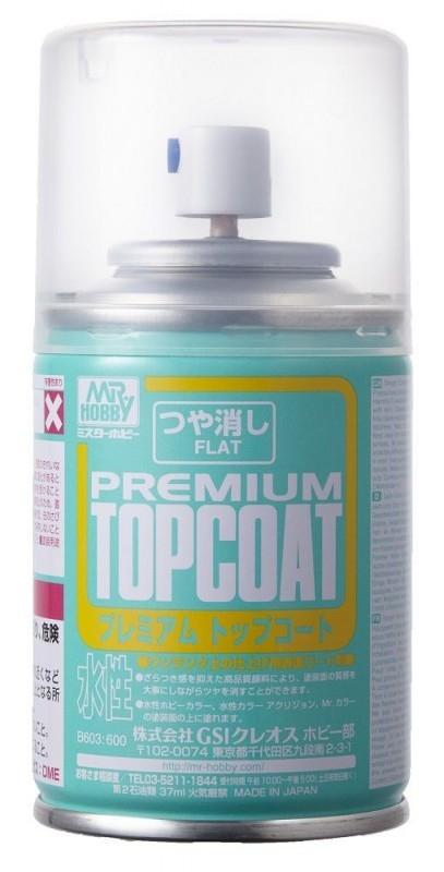 Mr.Premium TopCoat Flat (B603)