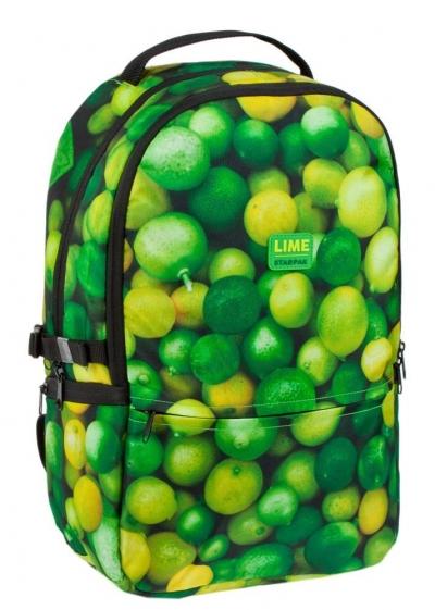 Plecak młodzieżowy Lime