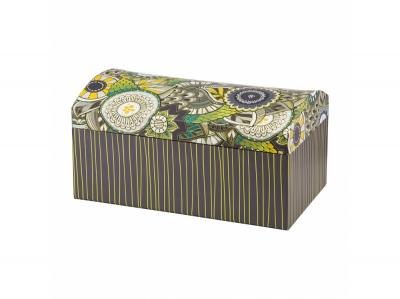 Pudełko tekturowe z lusterkiem 20x12x10,5cm Dżungla