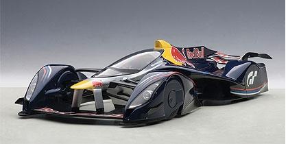 AUTOART Red Bull X2014 Sebastian Vettel (18118)