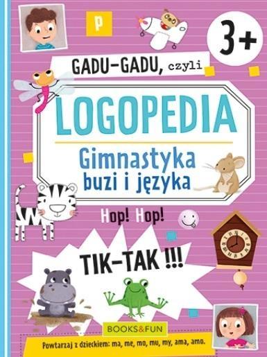 Gadu-gadu, czyli Logopedia, praca zbiorowa