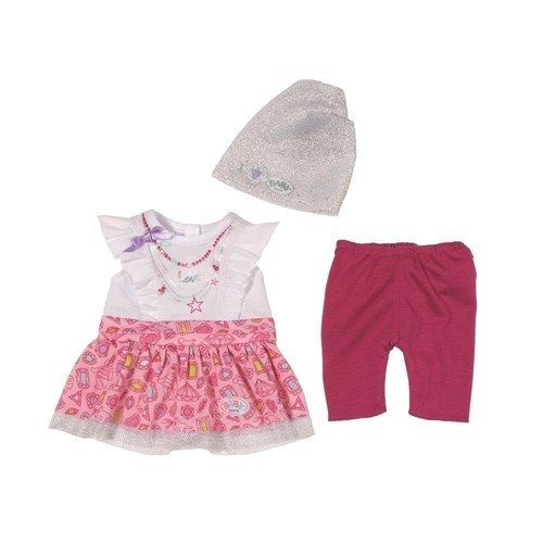 Ubranko dla lalki Baby born Fashion Collection Girl's look (822180)