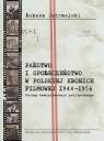 Państwo i społeczeństwo w Polskiej Kronice Filmowej 1944–1956. Obrazy Jędrzejski Łukasz