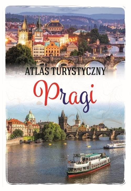 Atlas turystyczny Pragi Kantor Wojciech