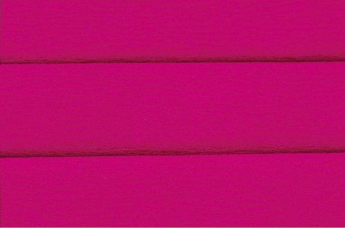 Bibuła dekoracyjna marszczona różowa 10 rolek