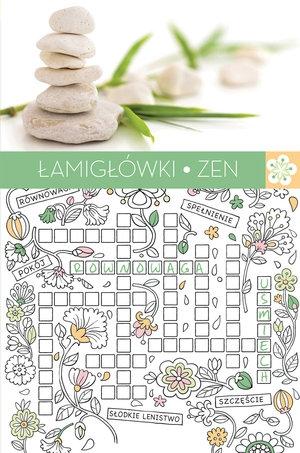 Łamigłówki Zen. Art Anti-Stress praca zbiorowa